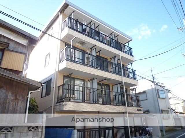 埼玉県さいたま市大宮区、大宮駅徒歩14分の築10年 4階建の賃貸マンション