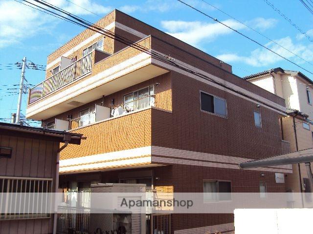 埼玉県さいたま市大宮区、大宮駅徒歩18分の築8年 3階建の賃貸マンション