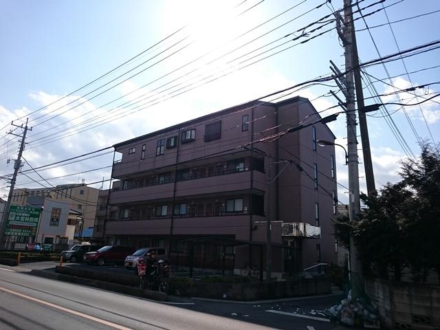埼玉県さいたま市大宮区、大宮駅徒歩20分の築18年 4階建の賃貸マンション