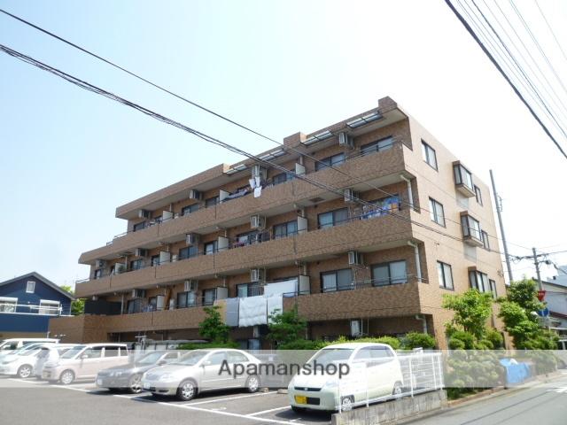 埼玉県さいたま市北区、日進駅徒歩17分の築27年 4階建の賃貸マンション