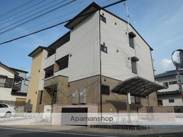 埼玉県さいたま市北区、土呂駅徒歩10分の築3年 3階建の賃貸アパート