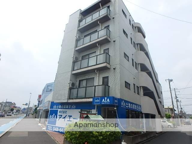 埼玉県さいたま市北区、日進駅徒歩23分の築26年 5階建の賃貸マンション