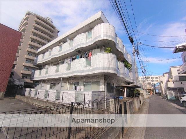 埼玉県さいたま市北区、鉄道博物館駅徒歩8分の築25年 3階建の賃貸マンション