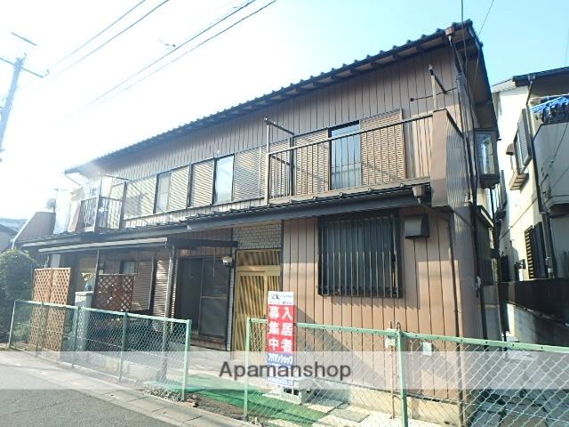 埼玉県さいたま市北区、日進駅徒歩15分の築29年 2階建の賃貸テラスハウス