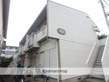 埼玉県さいたま市北区、鉄道博物館駅徒歩10分の築29年 2階建の賃貸アパート