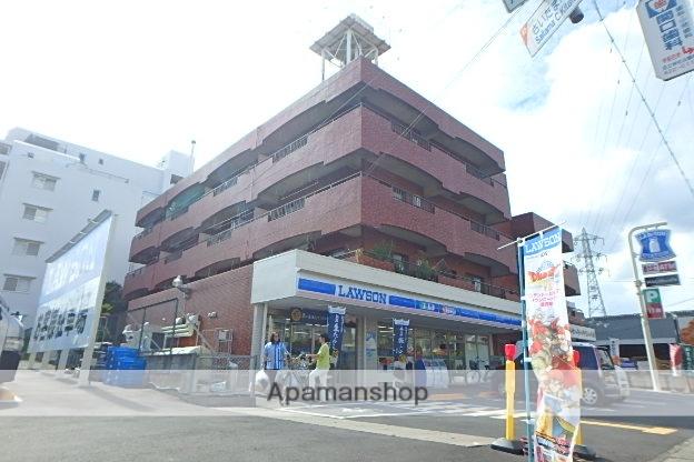 埼玉県さいたま市大宮区、北与野駅徒歩20分の築30年 4階建の賃貸マンション