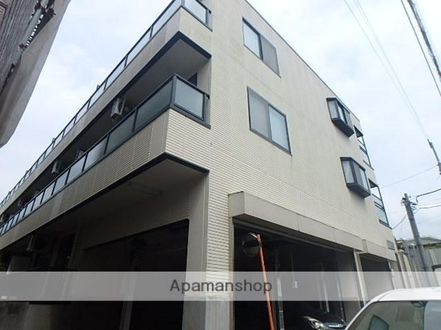 埼玉県さいたま市大宮区、大宮駅徒歩19分の築17年 3階建の賃貸マンション