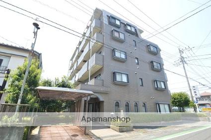 埼玉県さいたま市大宮区、北与野駅徒歩30分の築24年 5階建の賃貸マンション