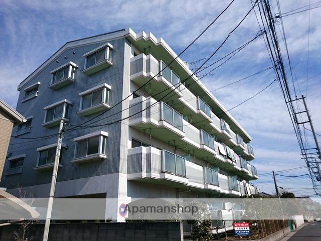 埼玉県さいたま市大宮区、日進駅徒歩25分の築26年 4階建の賃貸マンション