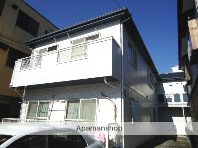埼玉県さいたま市大宮区、大宮駅徒歩12分の築23年 2階建の賃貸アパート
