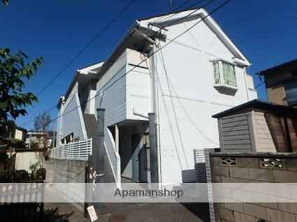 埼玉県さいたま市北区、日進駅徒歩21分の築28年 2階建の賃貸アパート
