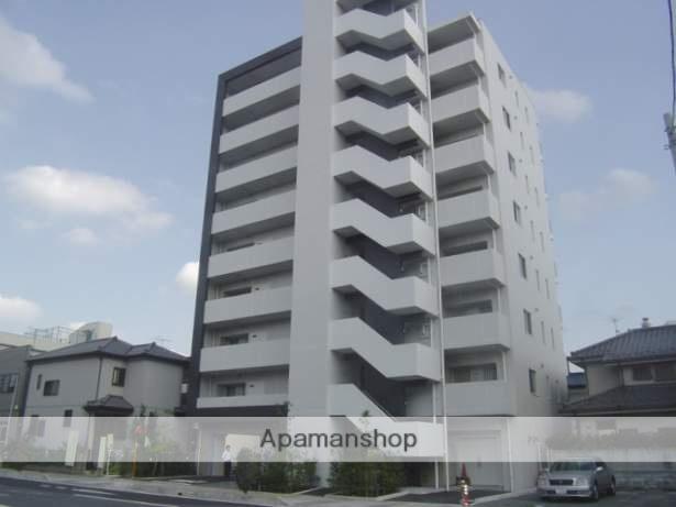 埼玉県さいたま市大宮区、大宮駅徒歩13分の築9年 9階建の賃貸マンション