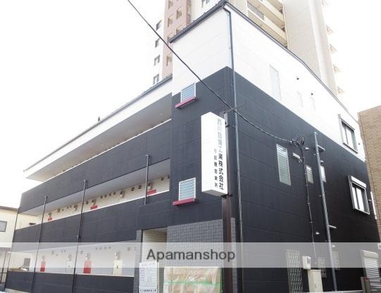 埼玉県さいたま市北区、日進駅徒歩12分の築2年 3階建の賃貸マンション