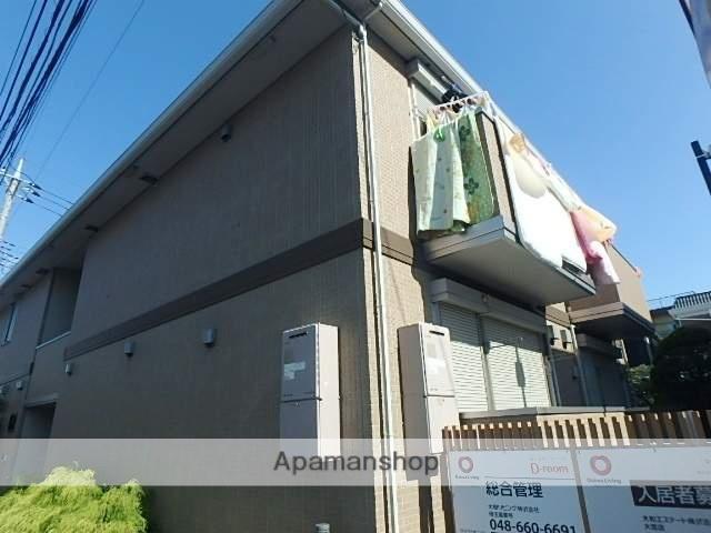 埼玉県さいたま市大宮区、大宮駅徒歩15分の築5年 2階建の賃貸アパート