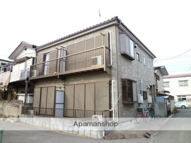 埼玉県さいたま市北区、日進駅徒歩7分の築21年 2階建の賃貸アパート