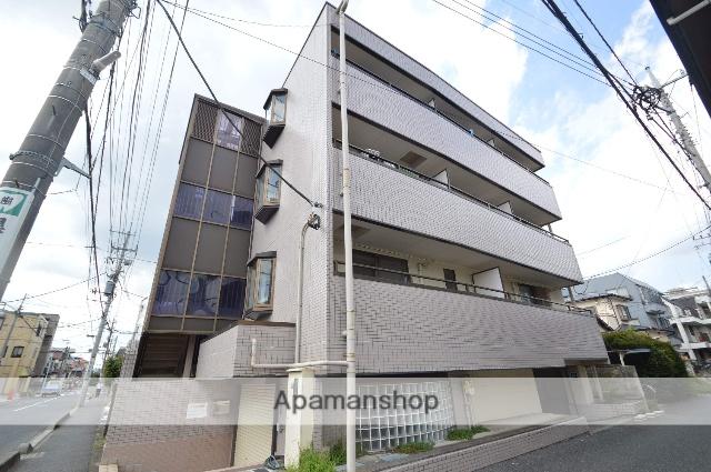埼玉県さいたま市北区、土呂駅徒歩10分の築27年 3階建の賃貸マンション