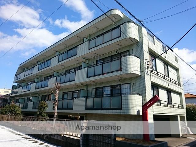 埼玉県さいたま市大宮区、大宮駅徒歩18分の築24年 4階建の賃貸マンション