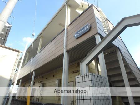 埼玉県さいたま市大宮区、北与野駅徒歩28分の築27年 2階建の賃貸アパート
