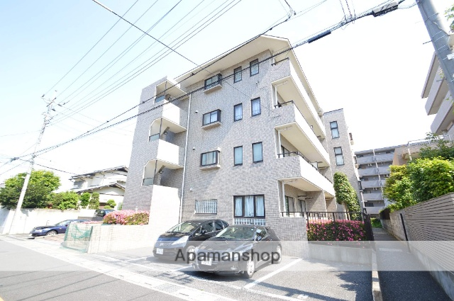 埼玉県さいたま市大宮区、北与野駅徒歩26分の築23年 4階建の賃貸マンション