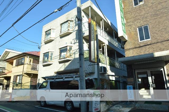 埼玉県さいたま市大宮区、北与野駅徒歩23分の築29年 3階建の賃貸マンション