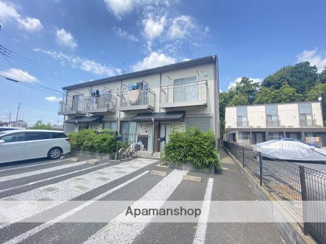 埼玉県さいたま市西区、西大宮駅徒歩22分の築11年 2階建の賃貸テラスハウス