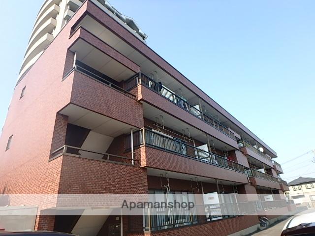 埼玉県さいたま市北区、日進駅徒歩18分の築30年 3階建の賃貸マンション
