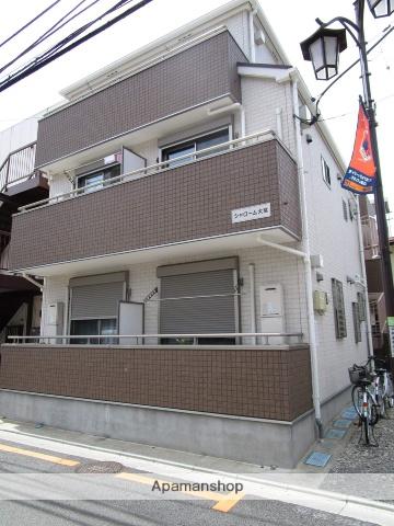 埼玉県さいたま市大宮区、大宮駅徒歩8分の築6年 3階建の賃貸アパート