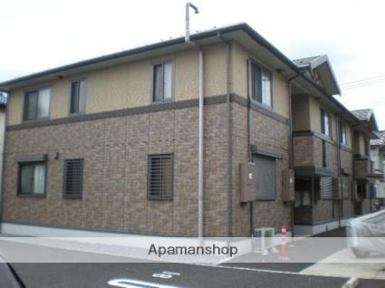 埼玉県さいたま市西区、大宮駅バス8分西高校入口下車後徒歩4分の築11年 2階建の賃貸アパート