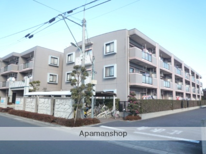 埼玉県さいたま市北区、宮原駅徒歩27分の築16年 3階建の賃貸マンション