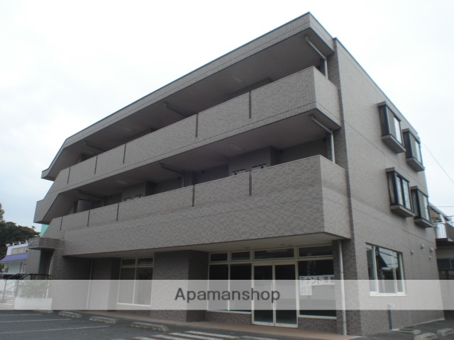 埼玉県さいたま市北区、宮原駅徒歩14分の築18年 3階建の賃貸マンション