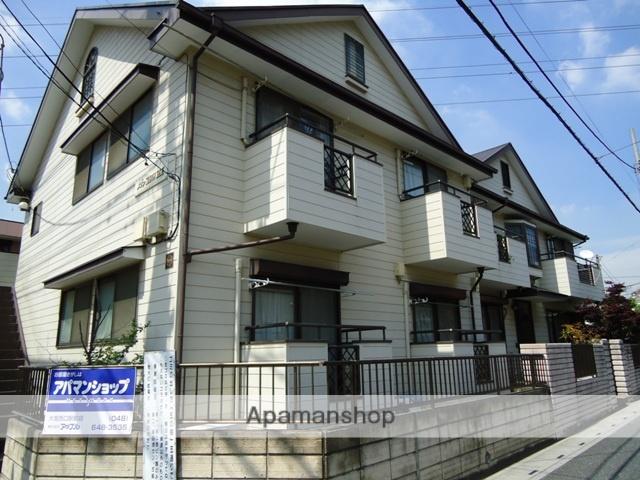 埼玉県さいたま市大宮区、大宮駅徒歩11分の築26年 2階建の賃貸アパート