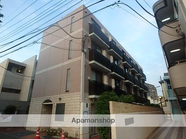 埼玉県さいたま市中央区、北与野駅徒歩18分の築8年 4階建の賃貸マンション
