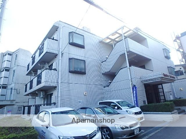 埼玉県さいたま市大宮区、土呂駅徒歩13分の築30年 3階建の賃貸マンション