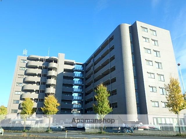 埼玉県さいたま市北区、日進駅徒歩19分の築17年 8階建の賃貸マンション