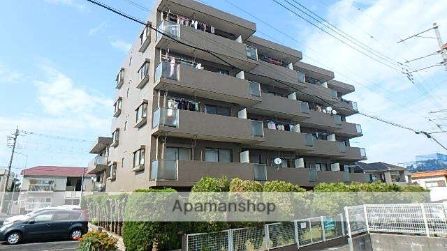 埼玉県さいたま市大宮区、大宮駅徒歩20分の築26年 5階建の賃貸マンション