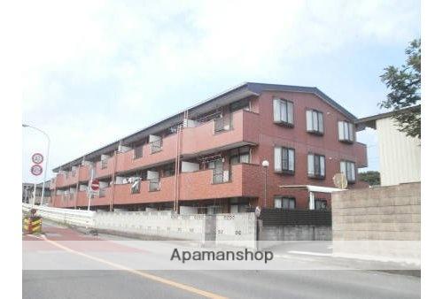 埼玉県さいたま市北区、土呂駅徒歩7分の築23年 3階建の賃貸マンション