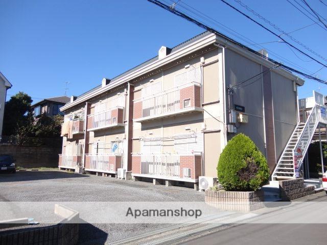 埼玉県さいたま市北区、土呂駅徒歩7分の築27年 2階建の賃貸アパート