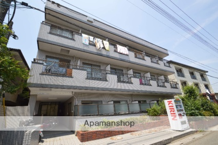 埼玉県さいたま市西区、指扇駅徒歩7分の築25年 3階建の賃貸マンション