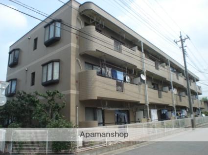 埼玉県さいたま市北区、上尾駅徒歩20分の築25年 3階建の賃貸マンション