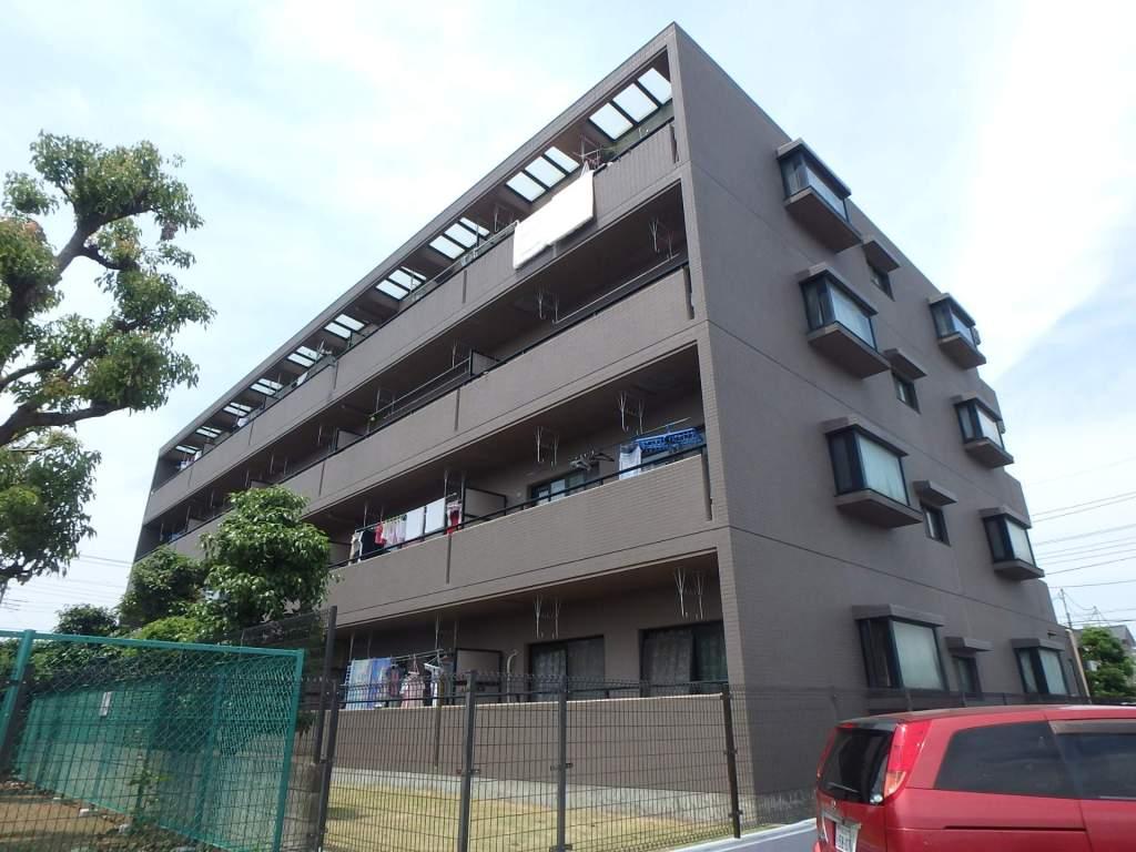 埼玉県さいたま市大宮区、日進駅徒歩20分の築22年 4階建の賃貸マンション