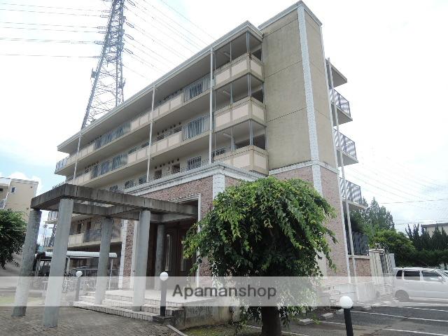 埼玉県さいたま市西区、日進駅徒歩18分の築20年 5階建の賃貸マンション