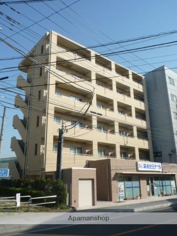 埼玉県さいたま市北区、土呂駅徒歩2分の築8年 6階建の賃貸マンション