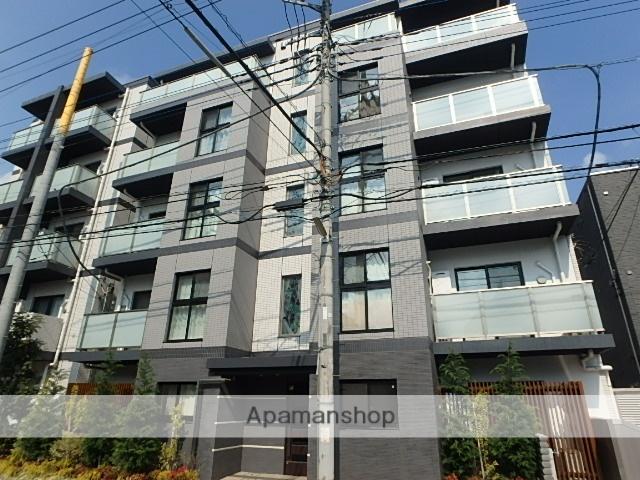 埼玉県さいたま市大宮区、北与野駅徒歩19分の築2年 5階建の賃貸マンション