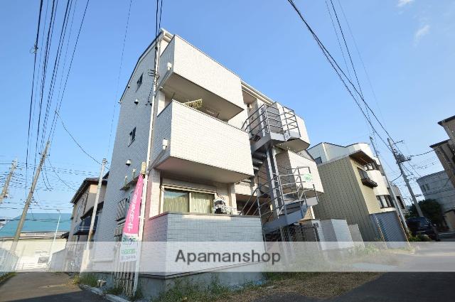 埼玉県さいたま市大宮区、大宮駅徒歩9分の築2年 3階建の賃貸アパート