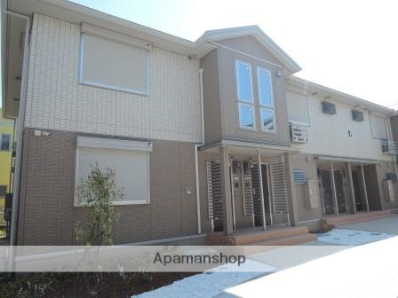 埼玉県さいたま市西区、日進駅徒歩18分の築2年 2階建の賃貸アパート