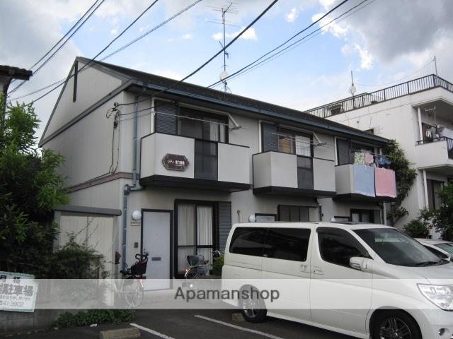 埼玉県さいたま市大宮区、さいたま新都心駅徒歩10分の築21年 2階建の賃貸テラスハウス