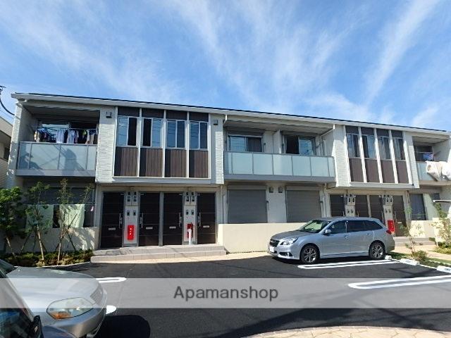 埼玉県さいたま市北区、宮原駅徒歩32分の築1年 2階建の賃貸アパート