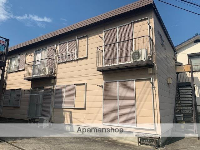 埼玉県さいたま市北区、宮原駅徒歩16分の築30年 2階建の賃貸アパート