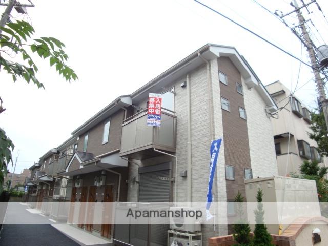 埼玉県さいたま市北区、日進駅徒歩18分の築8年 2階建の賃貸アパート