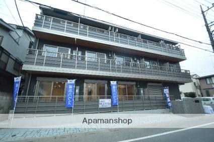 埼玉県さいたま市大宮区、大宮駅徒歩10分の築2年 3階建の賃貸マンション